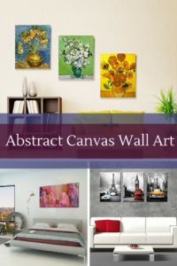 Abstract Canvas Wall Art - Abstract Canvas Home Wall Art Decor