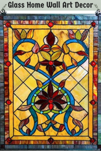 Glass Home Wall Art Decor