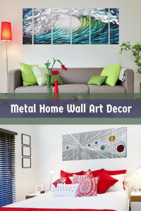 Metal Home Wall Art Decoration