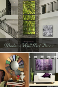 Unique Modern Wall Art Decor