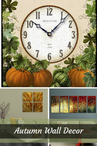 Autumn Wall Decor