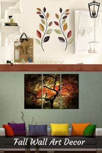 Fall Wall Art Decor