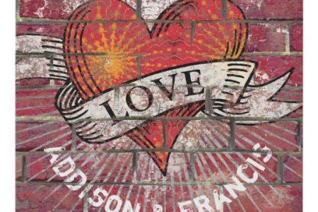 Heart Wall Decor - Heart Wall Art