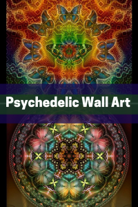 Psychedelic Wall Art