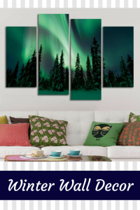 Winter Wall Decor