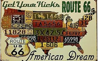 Route 66 Wall Decor - Cool Route 66 Wall Art