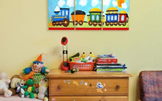 Nursery Wall Decor - Nursery Wall Decorations