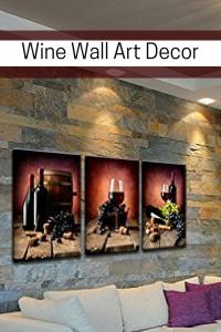 Wine Wall Art Decor