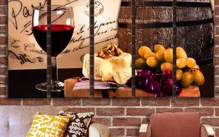 Wine Wall Decor - Wine Wall Art
