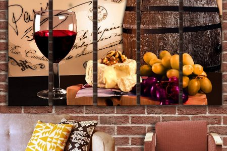 Wine Wall Decor - Wine Wall Art