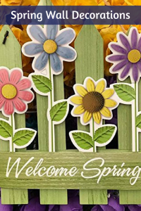 Spring Wall Decorations