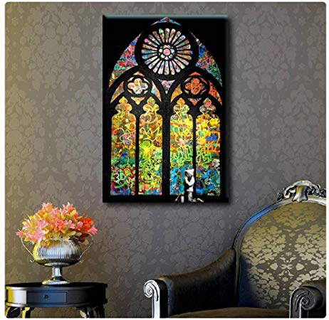 Stained Glass Wall Decor - Stained Glass Wall Art