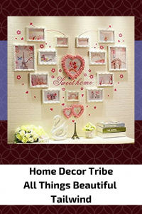 Home Decor TribeAll Things Beautiful Tailwind