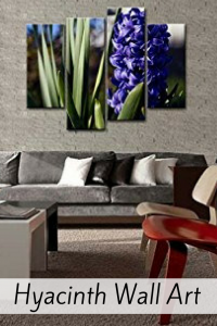Hyacinth Wall Art