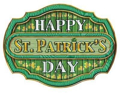 St Patricks Day Decor - Cool ST Patricks Day Wall Decor