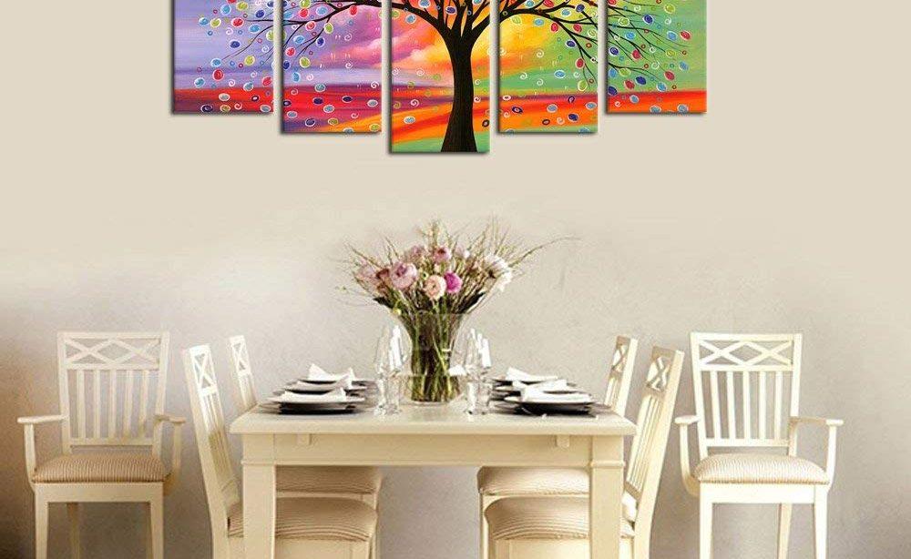 Tree of Life Wall decor - Pretty tree of life wall art