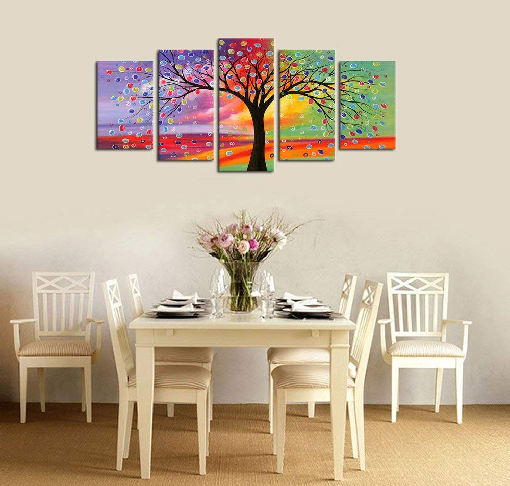 Tree of Life Wall decor - Pretty tree of life wall art