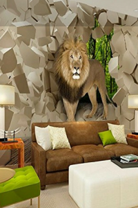 Lion Wall Art - Lion Wall Art Decor - Lion Wall art Decorations 2018