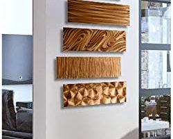 Modern Copper Wall Decor