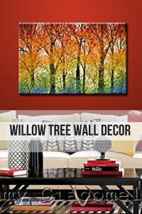 Willow Tree Wall Decor