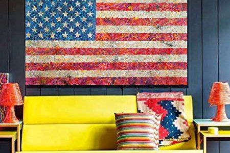 Patriotic Wall Decor - Patriotic Wall Art