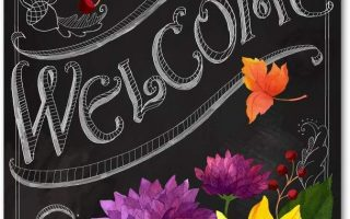 Chalkboard Wall Decor - Chalkboard Wall Art
