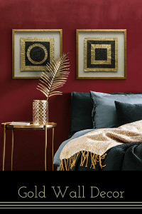 Gold Wall Decor