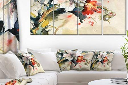 Orchid Wall Decor - Orchid Wall Art