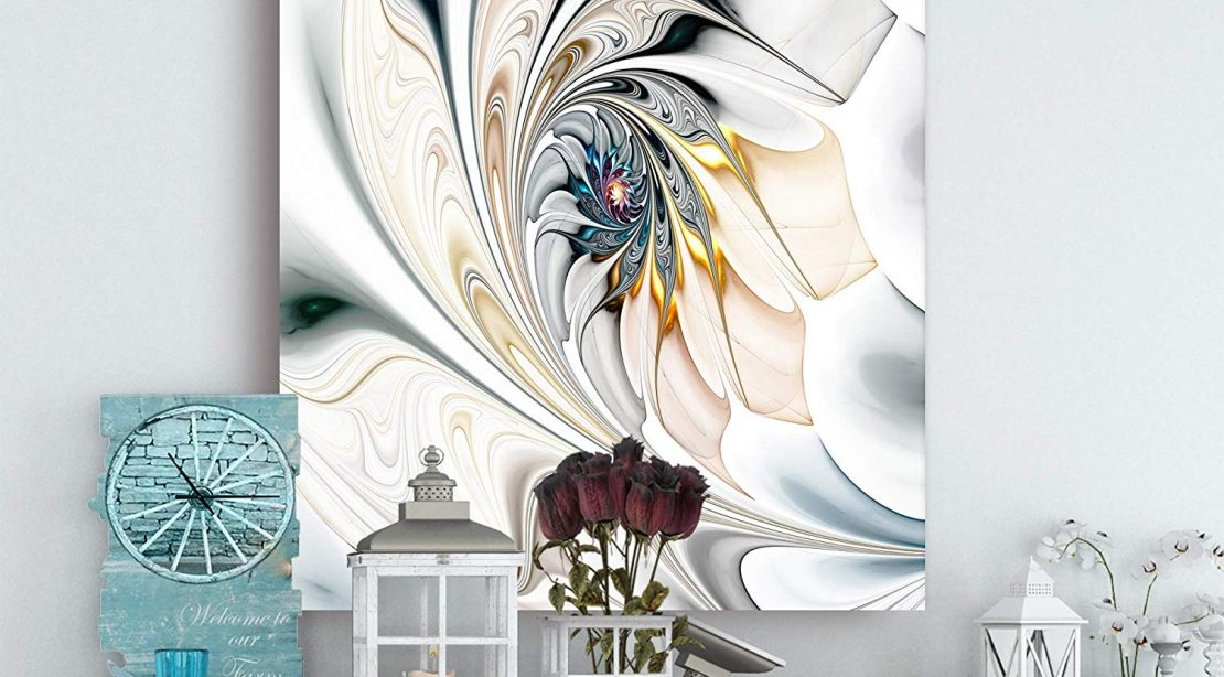 Chic Tempered Glass Wall Decorations