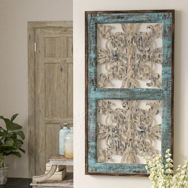 Distressed French Country Wall Decorations