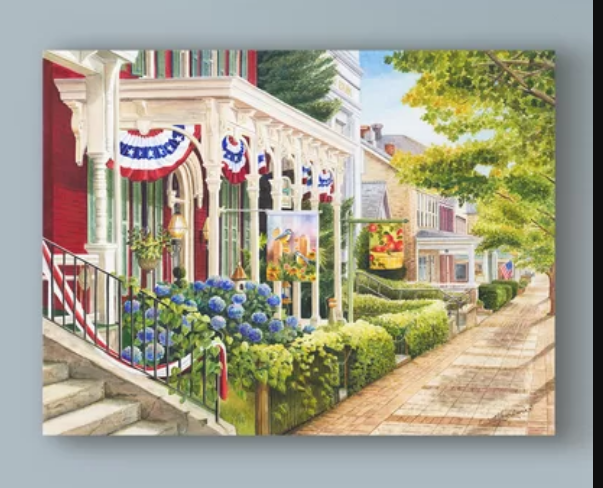 Trnedy Patriotic Wall decor