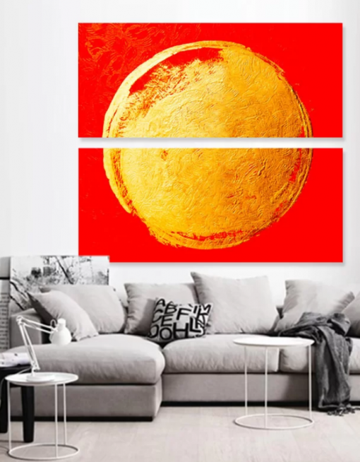 Bright Zen Wall Decor Set