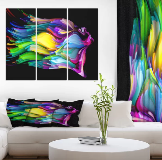 Psychedelic Wall Art Decorations - Pretty Psychedelic Wall Art Decor
