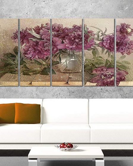 Trendy Floral Wall Decor - Enchanting Floral Wall Art