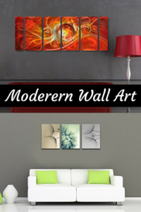 Abstract canvas wall art - canvas wall art home decor