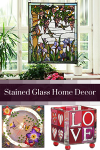Stained-Glass-Home-Decor-stained glass home wall art